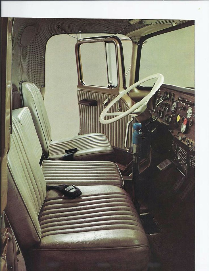 Dodge Bighorn Interior Class 8 Trucks Pinterest Interiors And Dodge