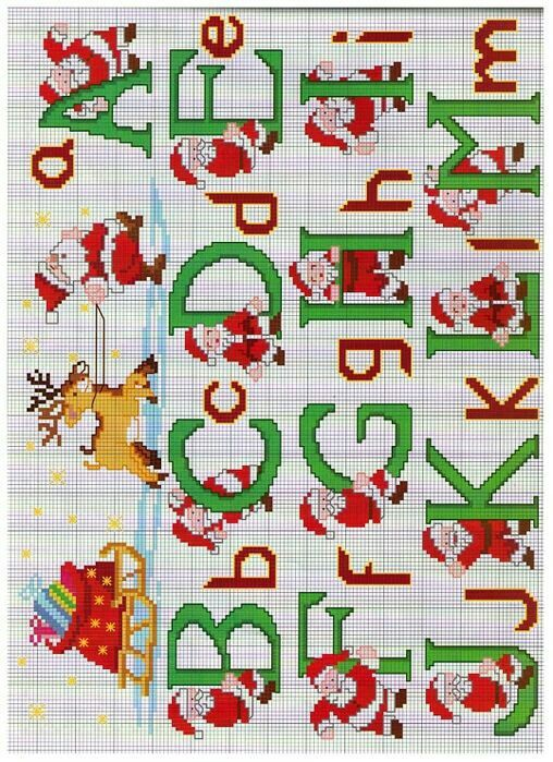 Letras navidad