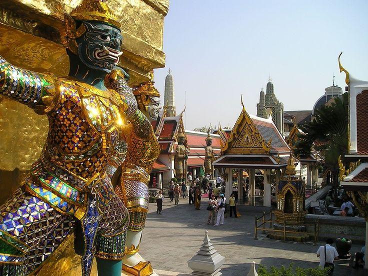 Τα Yaksha στην Ταϊλάνδη και η σχέση τους με το Ταϊλανδέζικο Μασάζ. Ελευθερία Μαντζώρου.