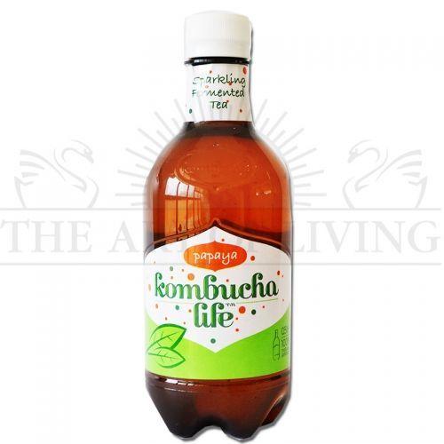 Комбуча Папая, 500 мл.-висококачествен биологичен продукт, който съдържа много полезни за вашето здраве вещества и уникален вкус!  Здравословна напитка с освежаващ вкус!  Произход: България