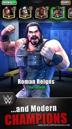 WWE Champions MOD APK 0.45 (Unlimited Money)