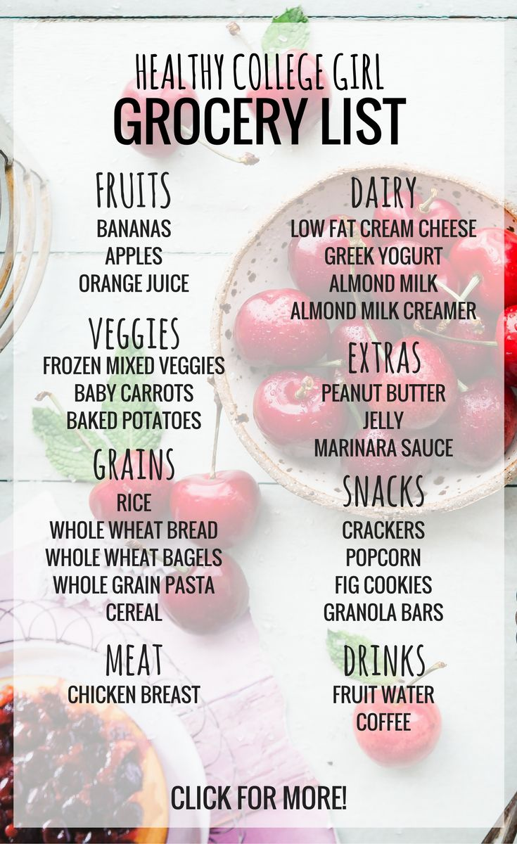 Best 25 Healthy Dorm Eating Ideas On Pinterest Healthy