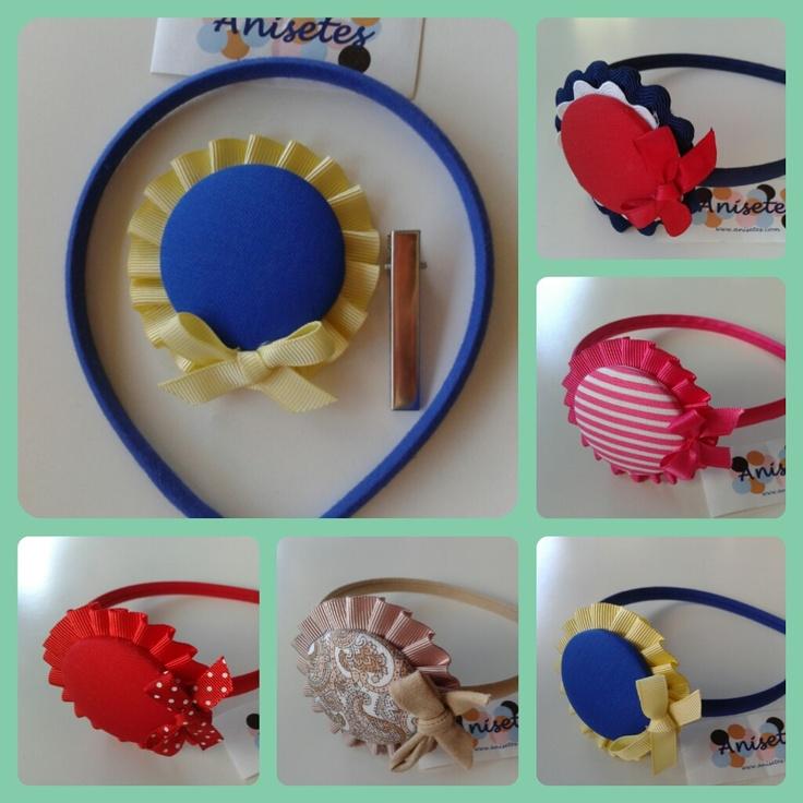 551 best Lindas diademas images on Pinterest | Hair bows, Hair ...