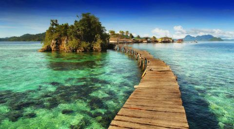 Kepulauan Togean: 3 Jalur Mencapai Kepulauan Togean