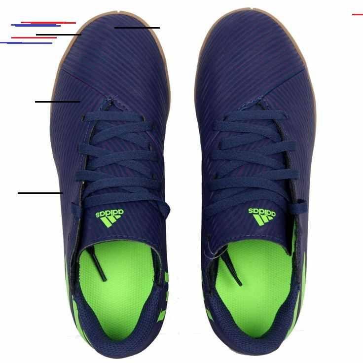 Buty Pilkarskie Adidas Nemeziz Messi 19 4 In Jr Ef1817 Granatowy Granatowe Halowe Pilka Nozna Sport Adidas Buty Pi In 2020 Football Shoes Black Shoes Sport Shoes