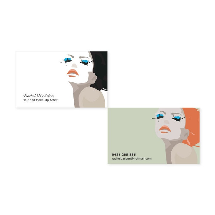 194 best images about graphic design business cards on for Mua business cards