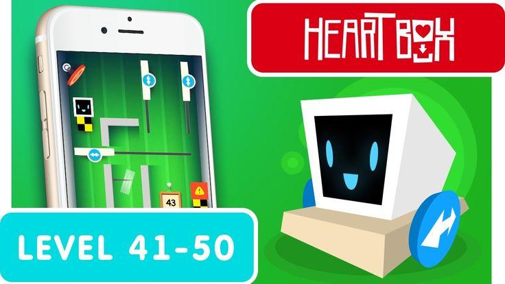 Official Heart Box Walkthrough Level 41-50