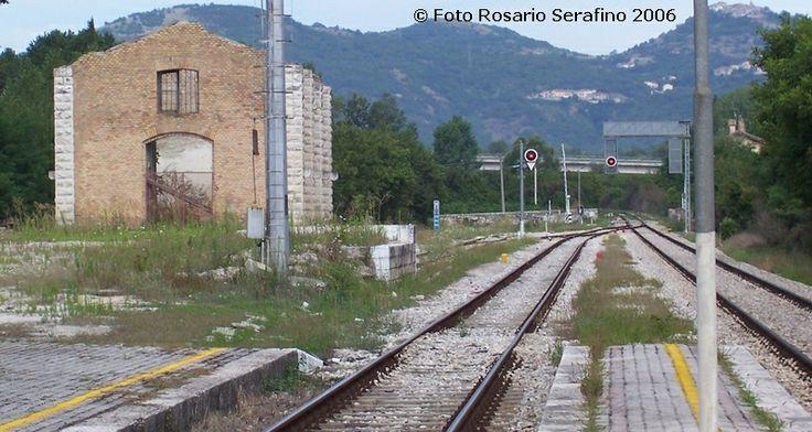 Cantalupo Nel Sannio Isernia Italy | Stazione di CANTALUPO DEL SANNIO - MACCHIAGODENA (Cb)