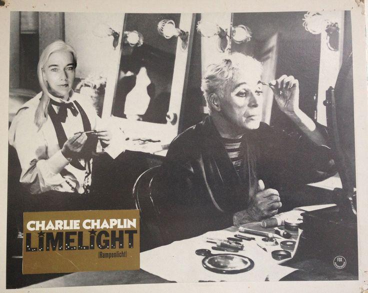 Mirjam van Zweden, Sir Charles Chaplin