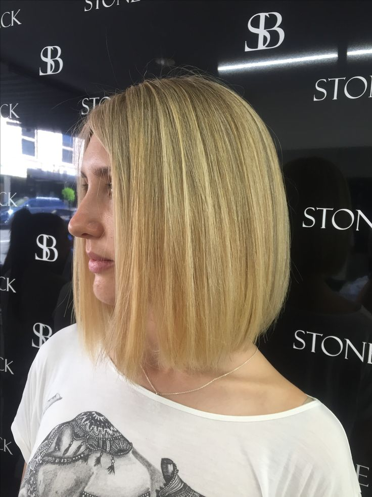 Looking for a new set of ideas and eyes for your colour? We love a challenge and we don't need 6 months to achieve the result you want!  Lovely golden blonde bob