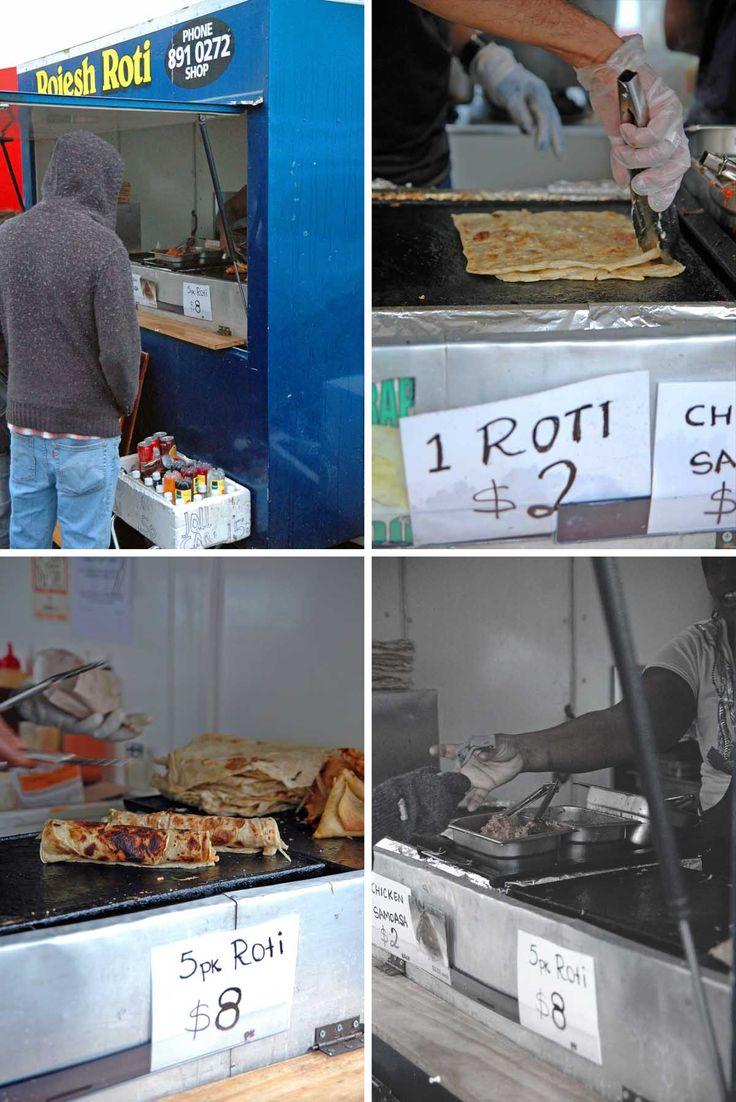 Rojesh Roti at Harbourside Market, Wellington | heneedsfood.com