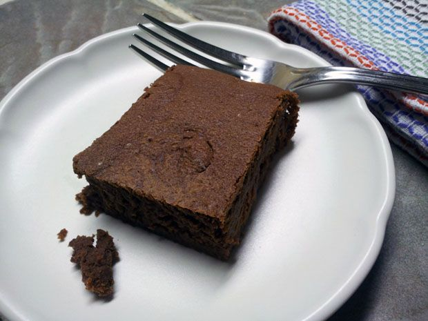 This Goat Cheese Brownies recipe is adapted from Bruce Weinstein, chef ...