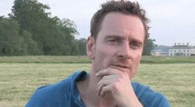 Trespass Against Us - Interview at Michael Fassbender