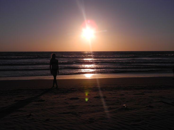 #Goa #sunset