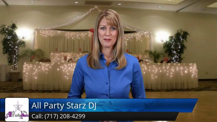 Reviews For DJ Lancaster PA Reviews For DJ Lancaster PA - http://ift.tt/1U2wv9C - 717-208-4299 Lancaster PA DJ - Need to find a Wedding DJ? For the Best DJ in PA check out All Party Starz Entertainment for the top DJ Reviews.  DJ in PA All Party Starz The Top Lancaster PA DJ Check out this great review featured in our video. Contact us to set up a no obligation planning meeting to chat about your event details and get your Lancaster PA DJ prices. We would be honored to guide you and your…