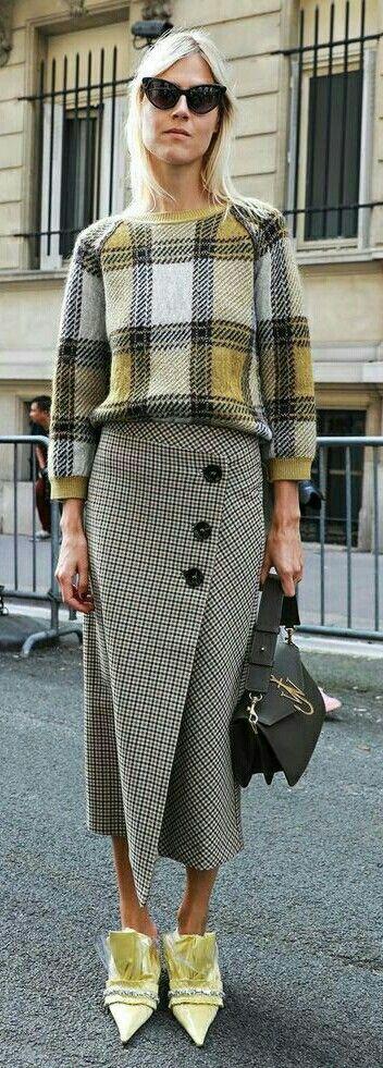 Fashion Week street SS 2018