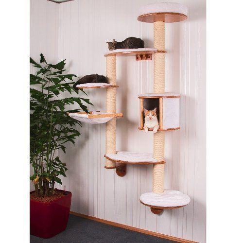 ber ideen zu kratzbaum holz auf pinterest katzenbaum kratzm bel und zecken entfernen. Black Bedroom Furniture Sets. Home Design Ideas