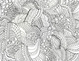byrds words coloring books for grown ups - Coloring Book For Grown Ups