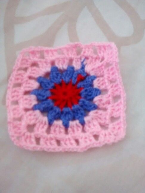 Cuadros a crochet