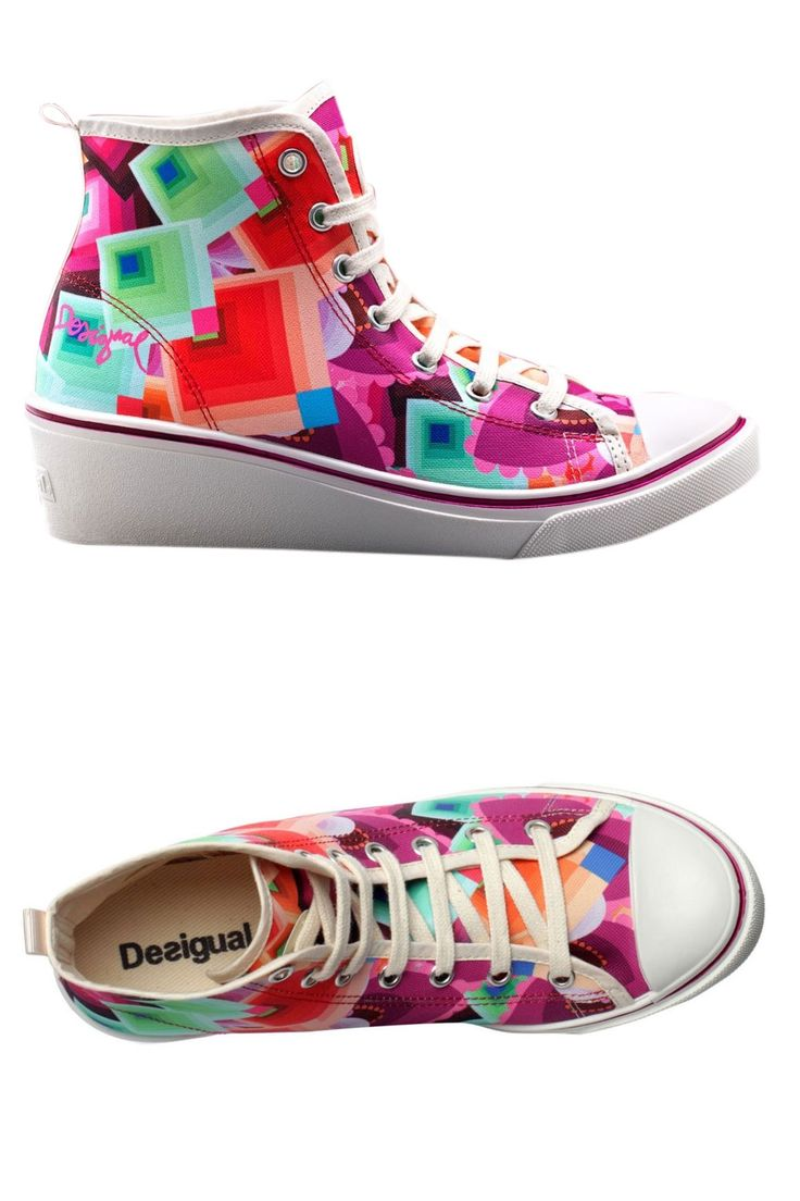 Sneakers Multicolor Desigual