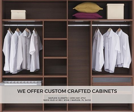 Your Closet Is A Reflection Of Your Style And Taste But Must Be The Most  Functional Storage Room In Your Home. Let Naples Closets Create Your Custom  Closet.