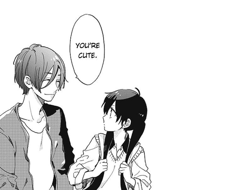 Manga : short cake cake