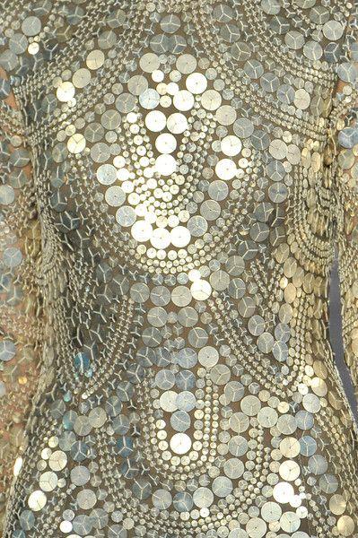 Naeem Khan, Fall 2012: Naeem Khan, Fashion Details, Dresses Details, Parties Dresses, Gowns, Gold Sequins, Fall 2012, Sparkle Glitter, Style Fashion