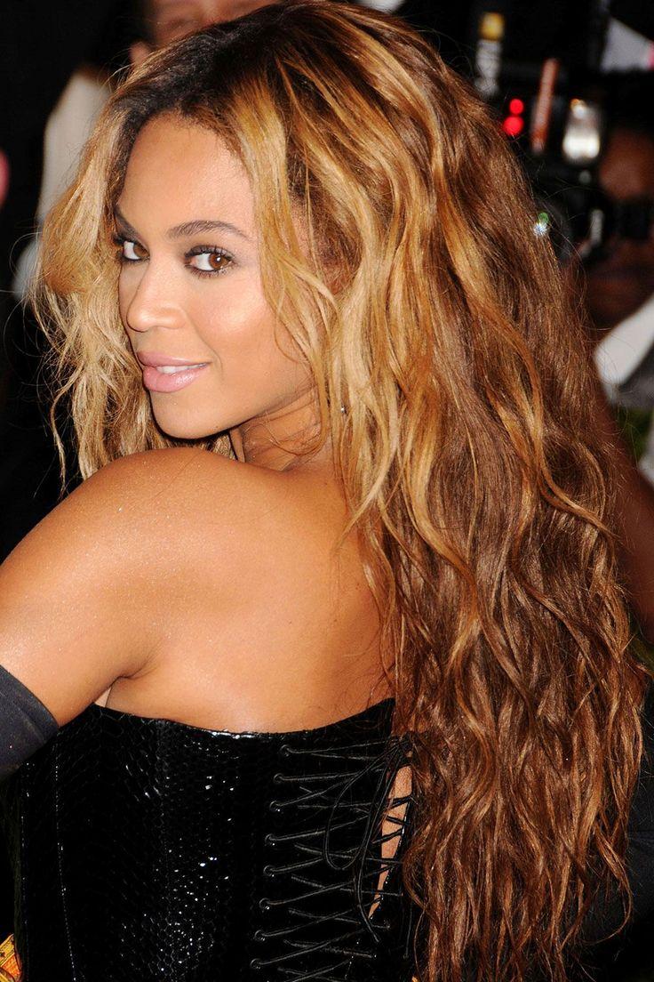 Blonde und braune lange Frisuren | Frisuren, Frisuren lang ...