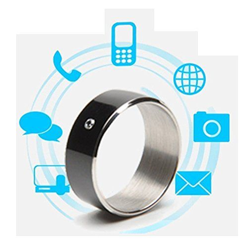 FIRST Smart Magic Ring Multifunction Magic Smart NFC Ring for Android WP Mobile Phones Samsung Galaxy S4 S5 NOKIA HTC LG APP Lock Business Card