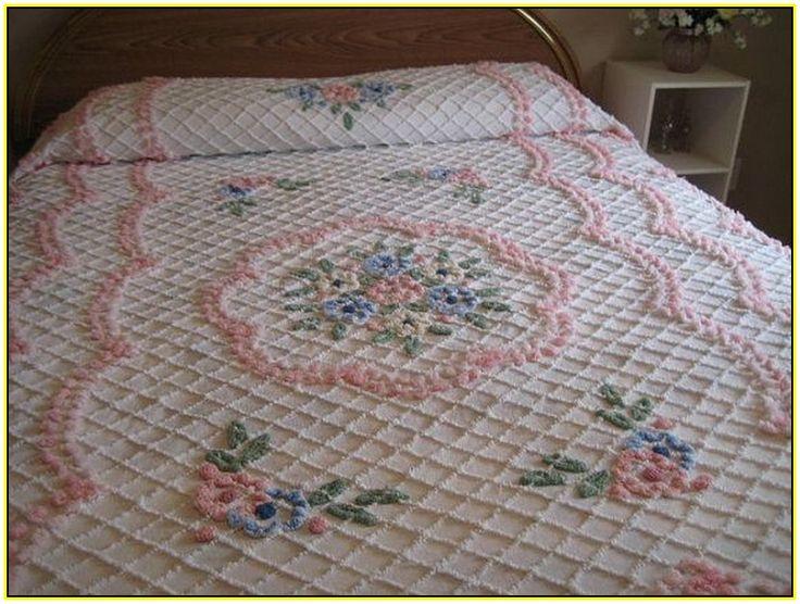 57 best vintage crochet bedspread images on Pinterest | Crochet ...