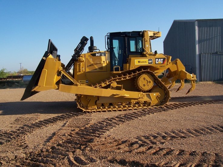 Caterpillar Equipment Toys : Cat d t being a property owner this is my dream muscle