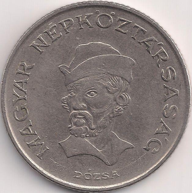 Motivseite: Münze-Europa-Mitteleuropa-Ungarn-Forint-20.00-1982-1989