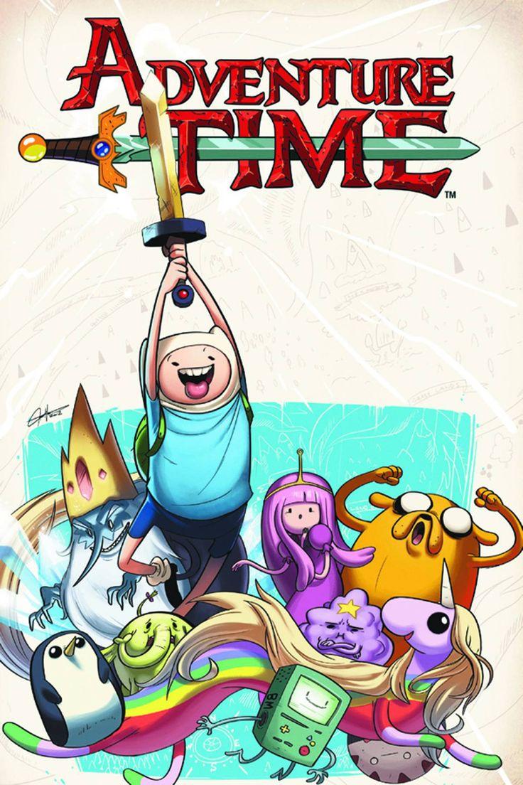 Adventure Time (2011) TP Vol 3
