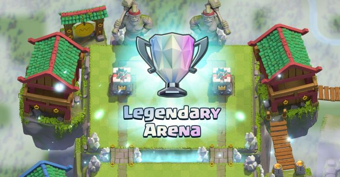 Clash Royale: consejos para llegar a la Arena Legendaria