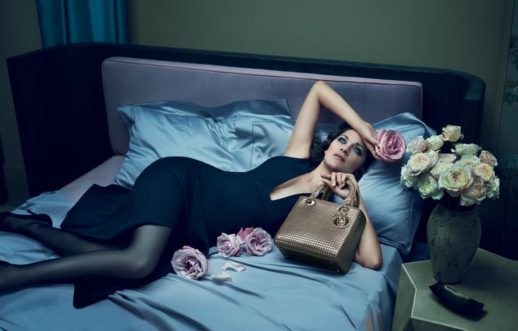Marion Cotillard for Lady Dior (2015)