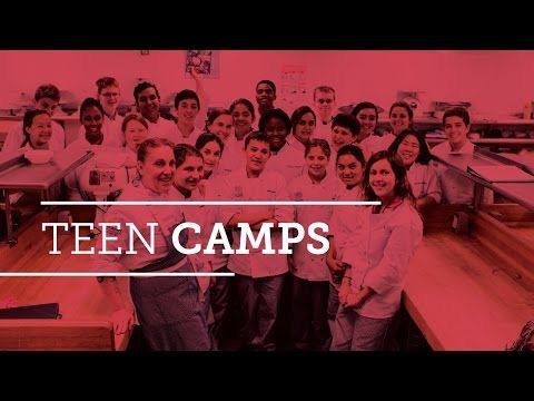 Camps for Teens in Chicago | Kendall College