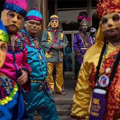 Mardi Gras, Mobile, Alabama - NYTimes