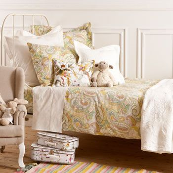 Love this Zara kids home bedding