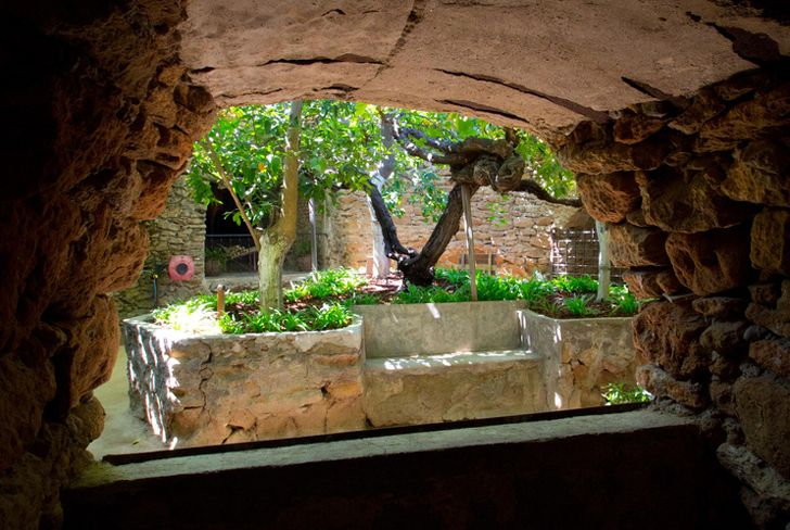 Amazing Forestiere Underground Gardens Were Hand Carved With Only A P