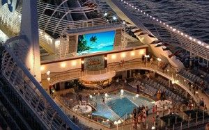 3 of the best Cruise lines for couples to go on a Romantic Vacation together.