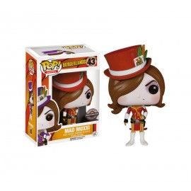 Borderlands Funko Pop Mad Moxxi Limited Red Outfit