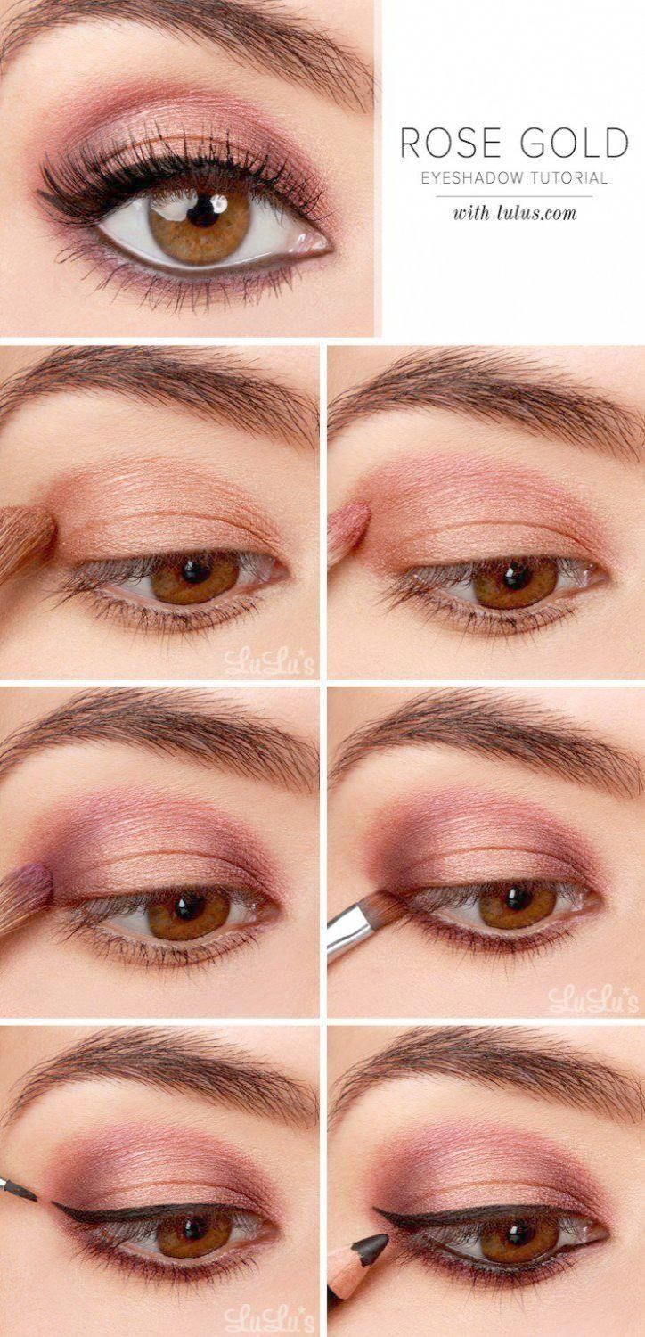 impressive -> eye makeup for green eyes tutorial #google