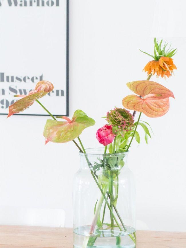 &Suus Mooiwatbloemendoen.nl Flower Bloemen Vaas Vase Bouquet Boeket