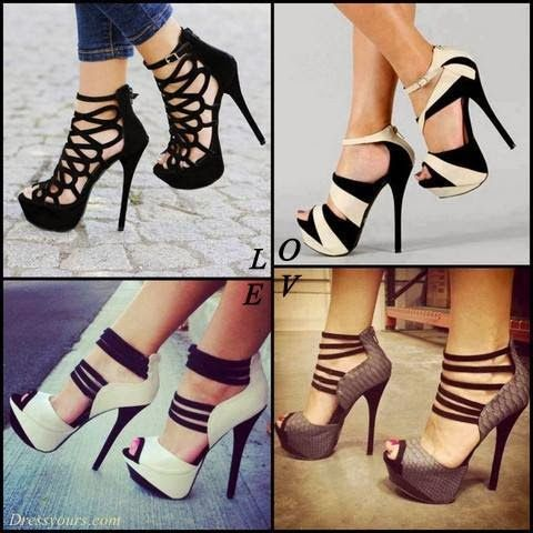 1000  images about heels platforms oh my!! on Pinterest | Steve
