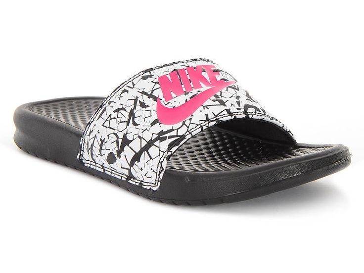 Klapki Nike Wmns Benassi Jdi Print