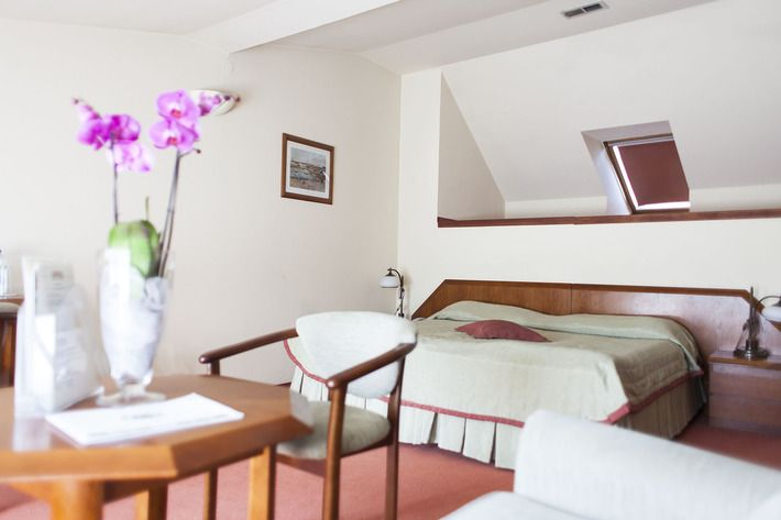 Pokoje | Hotel Piwnica Rycerska Kęty, Wadowice, Oświęcim
