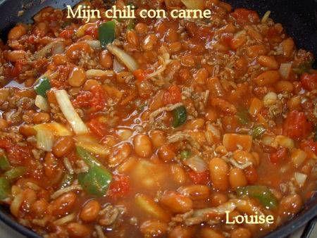 Er staan heel veel Chili con carne recepten op Smulweb maar dit is mijn eigen recept zoals ik het altijd maak en het is toch een beetje anders dan anders en...