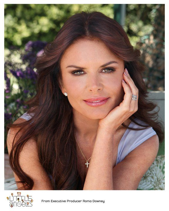 ROMA DOWNEY chooses to do quality projects that uplift the human spirit