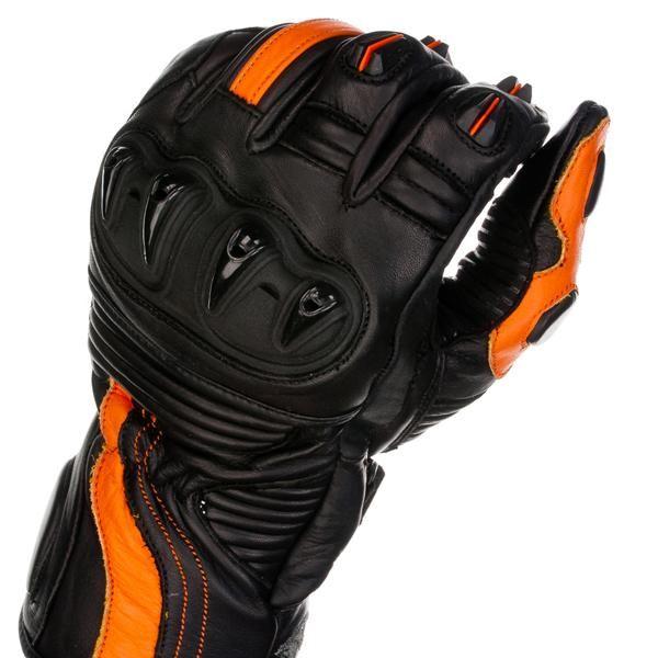 Guante de Motociclismo Kenrod KR-G32 Naranja