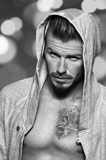 Christmas of David Beckham for H & M 2012 Collection ~